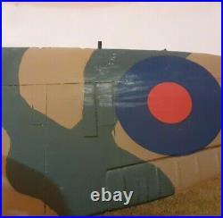 2003 Border Fine Arts'scramble' B0879 33/750 Limited Edition Spitfire