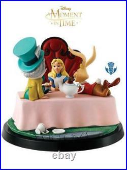 Alice IN Wonderland Statue IN Moment IN Time 28 CM Disney BORDER FINE ARTS #1