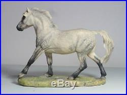 BFA Border Fine Arts CONNEMARA PONY Native Ponies Of Britain NP4 JUDY BOYT RARE