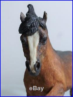 BFA Border Fine Arts WELSH COB PONY Native Ponies Of Britain NP6 JUDY BOYT RARE