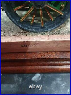 BRAND NEW Border Fine Arts FRED DIBNAH'S BETSY Steam Roller B0663
