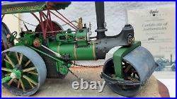 Border Fine Art,'FRED DIBNAH'S BETSY'Steam Roller, New in box with Freds sign