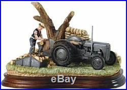 Border Fine Art Logs For Sale (B1383) Limited Edition (Grey Fergie)
