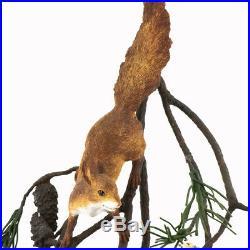 Border Fine Art Red Limited Edition 244/500 Squirrel & Goldcrest B0862