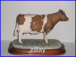 Border Fine Arts AYRSHIRE COW (Polled) L74