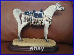 Border Fine Arts, Arab Stallion, limited with certificate excellent No. 692/950