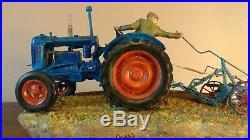 Border Fine Arts At the VintageModel No B0517 Fordson E27N Tractor LE 835/2000