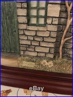 Border Fine Arts Beatrix Potter The Tale Of Ginger And Pickles Annual Tableau