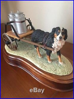 Border Fine Arts Bernese Mountain Dog