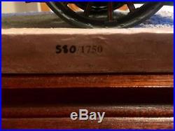 Border Fine Arts Betsy (steam Engine) Fred Dibnah B0663 Ltd Ed 580/1750
