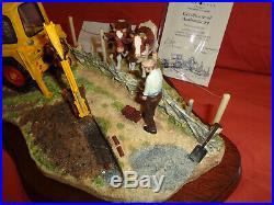 Border Fine Arts Bfa Laying The Clays Bo535