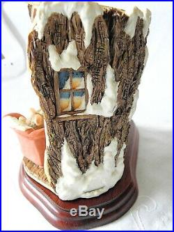 Border Fine Arts Brambly Hedge Winter Tableau B0554 Limited Edition Rare