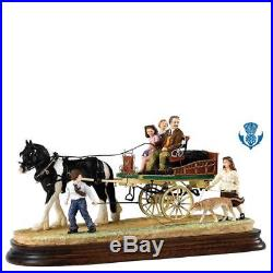 Border Fine Arts Classic Collection B1449 The Beautiful Bradford Limited 400