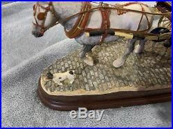 Border Fine Arts Classic Pot Cart Gypsy Gordon Boswell 478 /600 Limited Edition