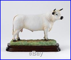 Border Fine Arts Classics White Park Bull 27279