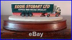 Border Fine Arts Eddie Stobart 30th Anniversary Limited Edition 488 of 500