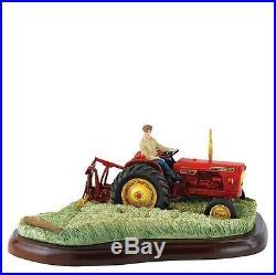 Border Fine Arts Farming Today A27733 Hay Cutting Tractor