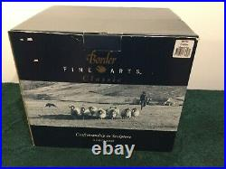 Border Fine Arts Golden Memories #b0799 Mint In Original Box Rare