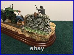 Border Fine Arts Lacking Horse Power #b0985 Mint In Original Box Rare