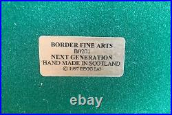 Border Fine Arts'Next Generation' Ltd Edn 373/1500