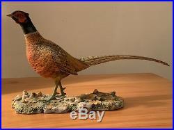 Border Fine Arts Pheasant (James Harvey 1985)