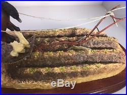 Border Fine Arts Ploughmans Lunch Ltd 289/1750 New, Boxed