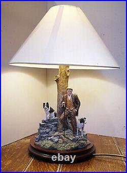 Border Fine Arts Rare table lamp A Moment to Reflect Ayres