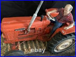 Border Fine Arts, Reversible Ploughing, 120/1500, Good Condition. Nuffield Tractor