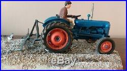 Border Fine Arts'Ridging Up' (Fordson Dexta Tractor) Model No A2141