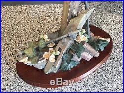Border Fine Arts Silent Wings (B0746) Limited Edition Barn Owl