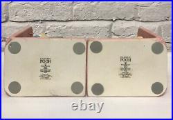 Border Fine Arts Studio A0670 Vintage Classic Pooh Bookends