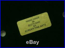 Border Fine Arts TWO'S COMPANY + Stand Ltd Ed Terrier Figurine L56 Ray Ayres