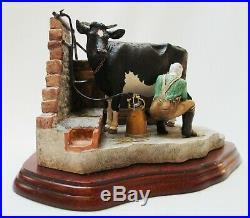 Border Fine Arts Tete a Tete BO515 Boxed Made in Scotland