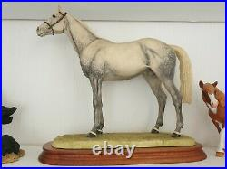Border Fine Arts Thoroughbred Horse