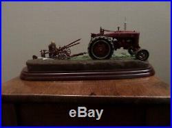 Border Fine Arts Tractor- Making Adjustments