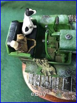 Border Fine Arts Tractor Starts First Time Fowler Diesel Crawler Mark VF