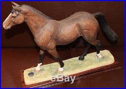 Border Fine Arts (classic) Thoroughbred Stallion Bay B1195