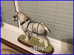 Border fine Arts Horse Champion shire, Grey B0888A