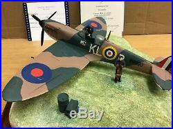 Border fine art Scramble Spitfire plane Royal Air Force Ltd edition only 750
