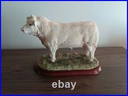 Border fine art large bull