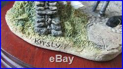 Border fine arts B0273 Frontiers of farming JCB Fastrac ltd edition boxed coa