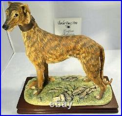 Border fine arts Dog Lurcher EW1 L250 Waugh