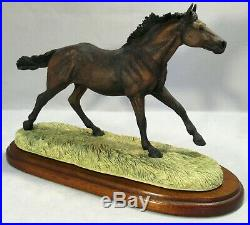 Border fine arts Horses Thoroughbred Stallion 121 Wall