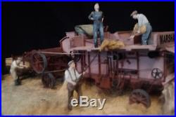 Border fine arts Millennium TheThreshing Mill, Limited to 600 pieces, VERY RARE