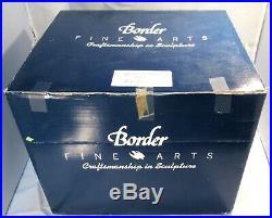 Border fine arts Very rare Aberdeen Angus Bull L59 LE500, boxed & cert