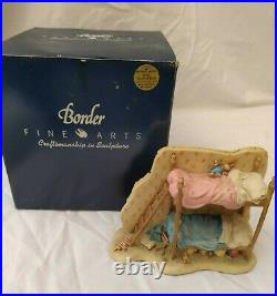 Brambly Hedge Border Fine Arts The Bunkbeds BH35 Vintage Never Used