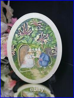 Brambly hedge border fine arts in excellent Condition no any damage