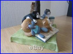 Comic & Curious Cats'Bedtime Stories' A4955