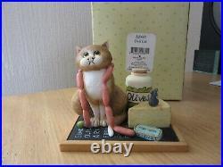 Comic & Curious Cats'Deli Cat' A20681