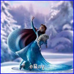 Frozen Statue a Moment in time Elsa & Anna 40 cm Disney Border Fine Arts #1